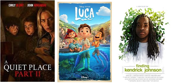 DEG Watched At Home Top 20 List For 08/12/21: Luca, A Quiet Place Part II 16