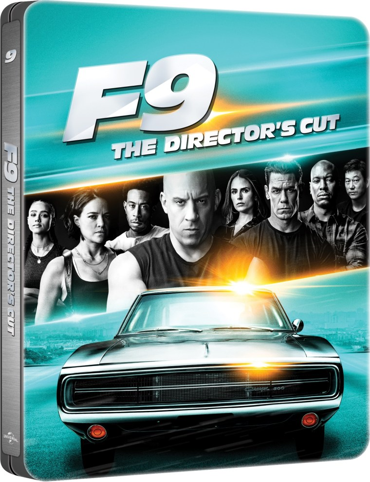 'F9: The Fast Saga' The Director's Cut; Arrives On Digital September 7 & On 4K Ultra HD, Blu-ray & DVD September 21, 2021 From Universal 12