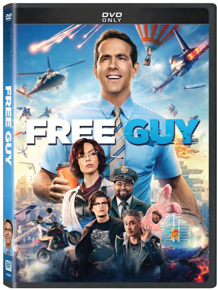 'Free Guy'; Arrives On Digital September 28 & On 4K Ultra HD, Blu-ray & DVD October 12, 2021 From 20th Century Studios 6
