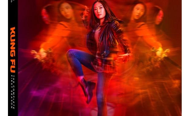kung fu season 1 blu ray