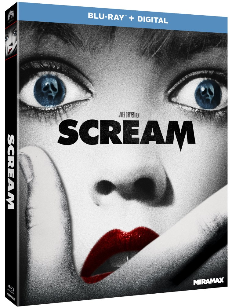 'Scream'; Arrives Newly Remastered On 4K Ultra HD & Blu-ray October 19, 2021 From Paramount 6