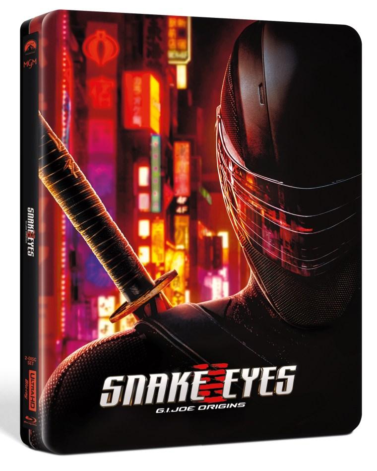 'Snake Eyes: G.I. Joe Origins'; Arrives On PVOD & Digital August 17 & On 4K Ultra HD, Blu-ray & DVD October 19, 2021 From Paramount 8