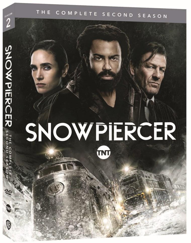 'Snowpiercer: The Complete Second Season'; Arrives On Blu-ray & DVD November 9, 2021 From Warner Bros 2