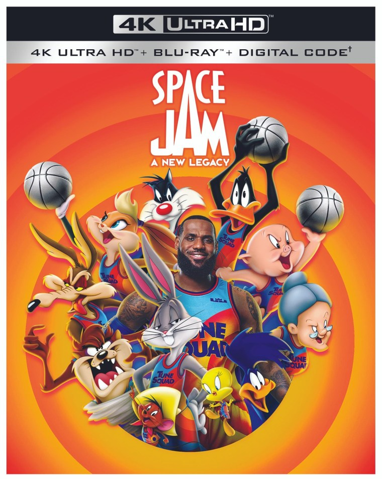 'Space Jam: A New Legacy'; Arrives On Digital September 3 & On 4K Ultra HD, Blu-ray & DVD October 5, 2021 From Warner Bros 3