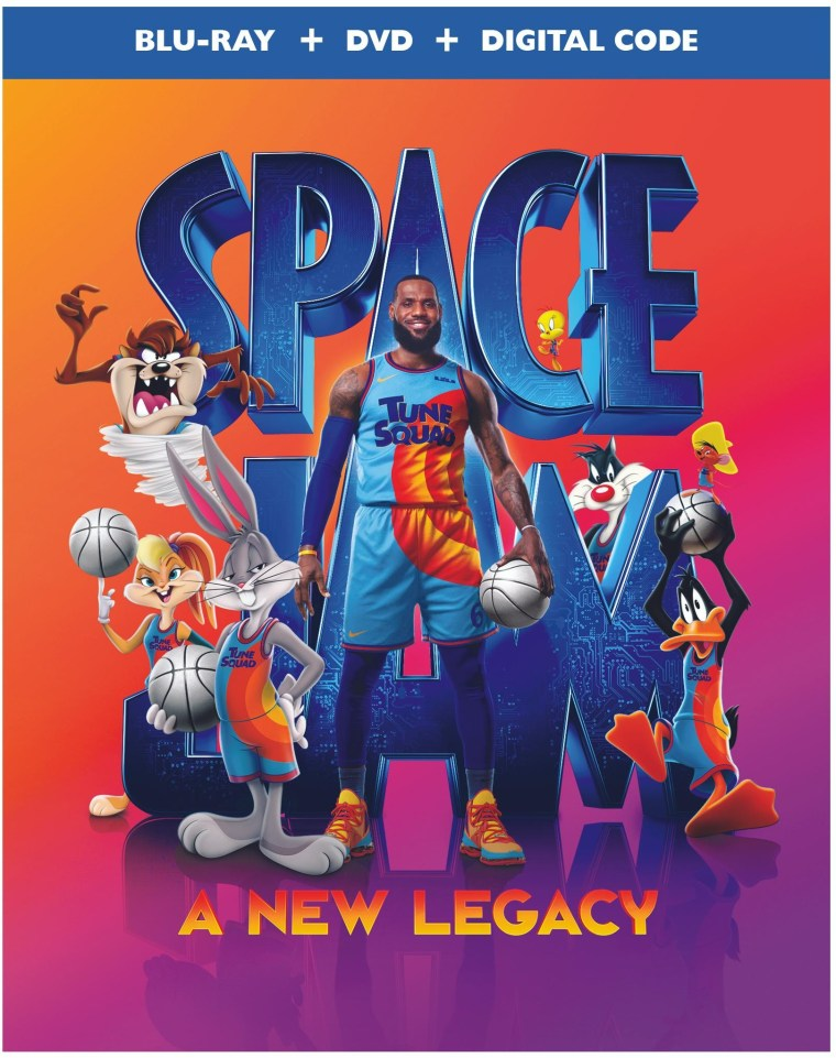 'Space Jam: A New Legacy'; Arrives On Digital September 3 & On 4K Ultra HD, Blu-ray & DVD October 5, 2021 From Warner Bros 4