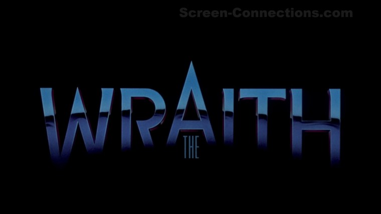 The Wraith Vestron Blu ray Review image