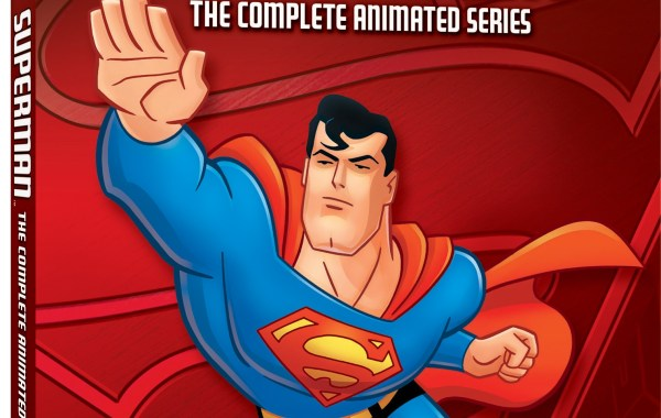superman the animated series blu ray