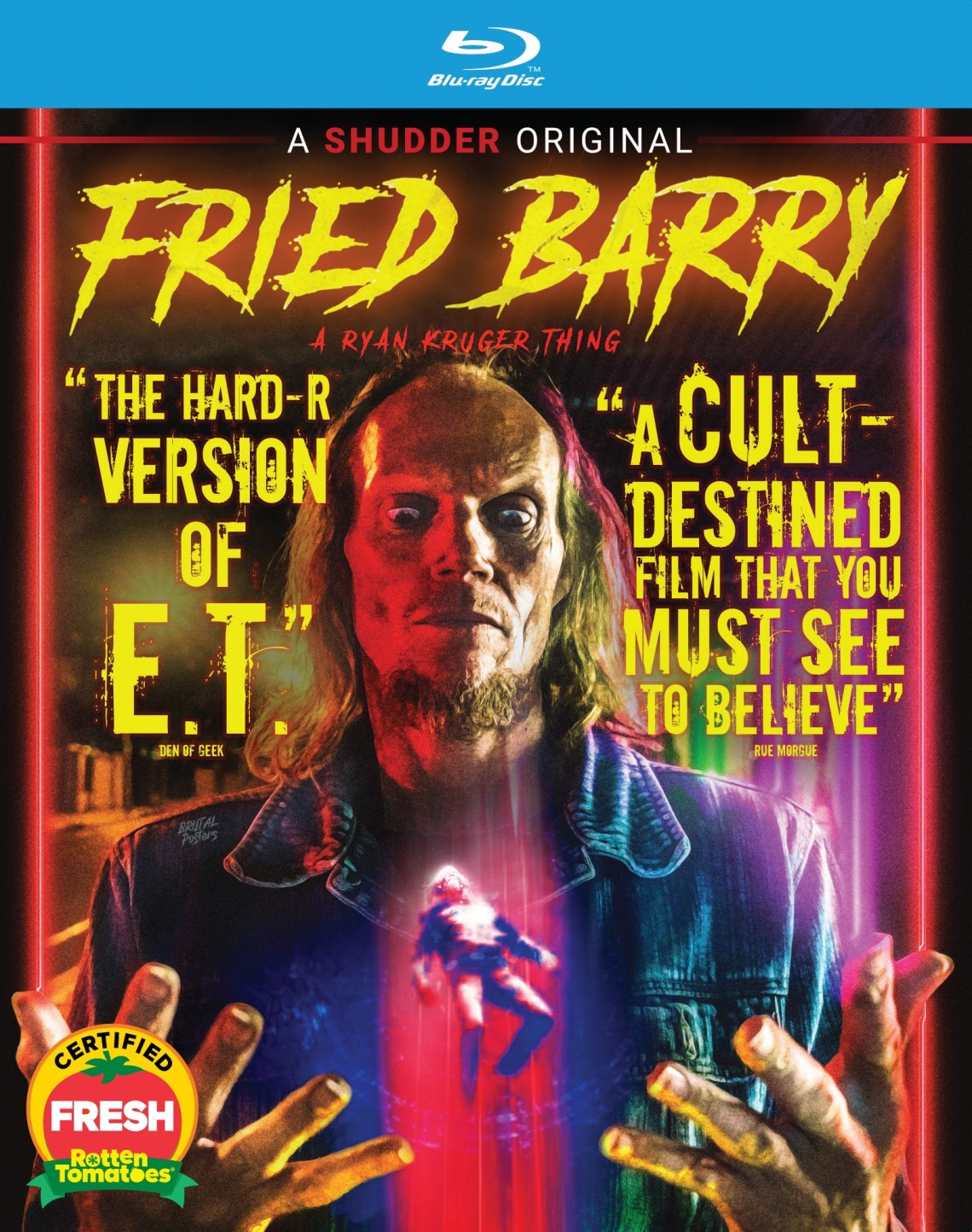fried barry blu ray