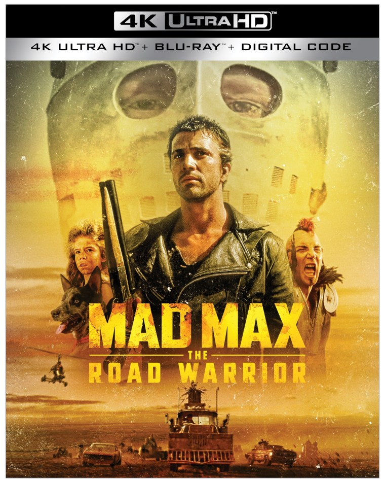 =New Release Date= The 'Mad Max' Anthology; Now Arriving On 4K Ultra HD & Digital November 16, 2021 From Warner Bros 9