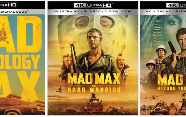 mad max, 4k collection, mad max 4k collection