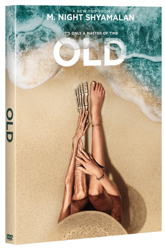 M. Night Shyamalan's 'Old'; Arrives On Digital October 5 & On 4K Ultra HD, Blu-ray & DVD October 19, 2021 From Universal 8