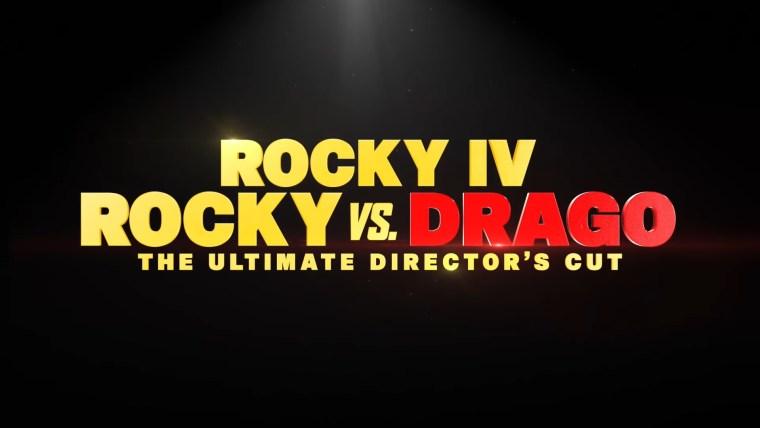 rocky, rocky iv director's cut, rocky iv