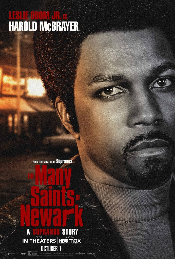 'The Many Saints Of Newark'; Check Out The New Trailer, Poster & 10 Character Posters For The Sopranos Prequel Film 21