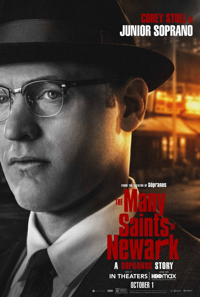 'The Many Saints Of Newark'; Check Out The New Trailer, Poster & 10 Character Posters For The Sopranos Prequel Film 18