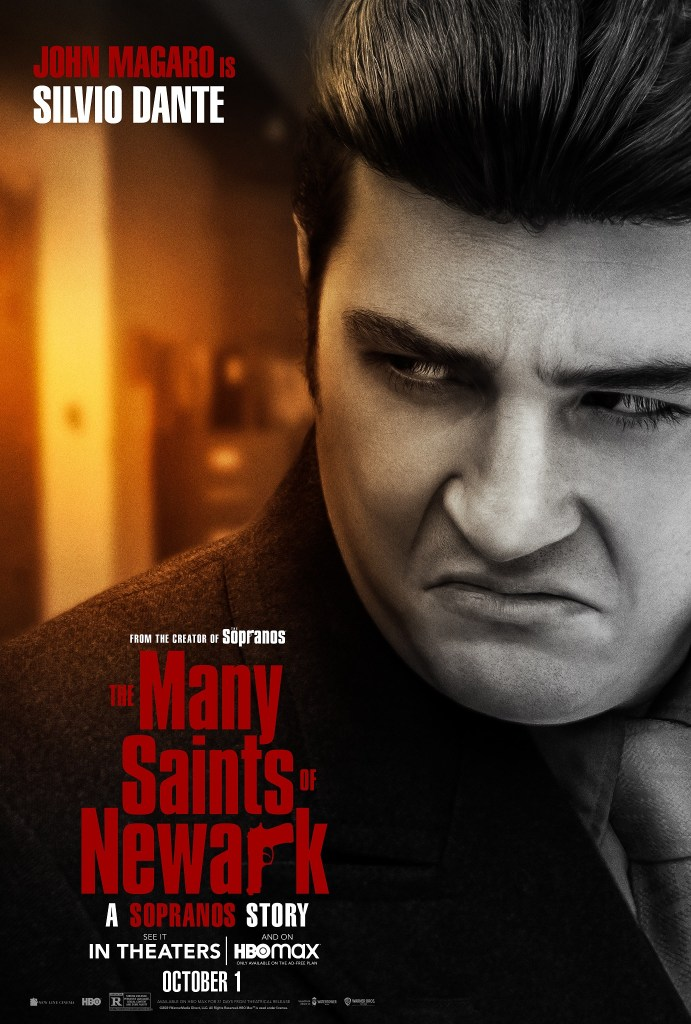 'The Many Saints Of Newark'; Check Out The New Trailer, Poster & 10 Character Posters For The Sopranos Prequel Film 14
