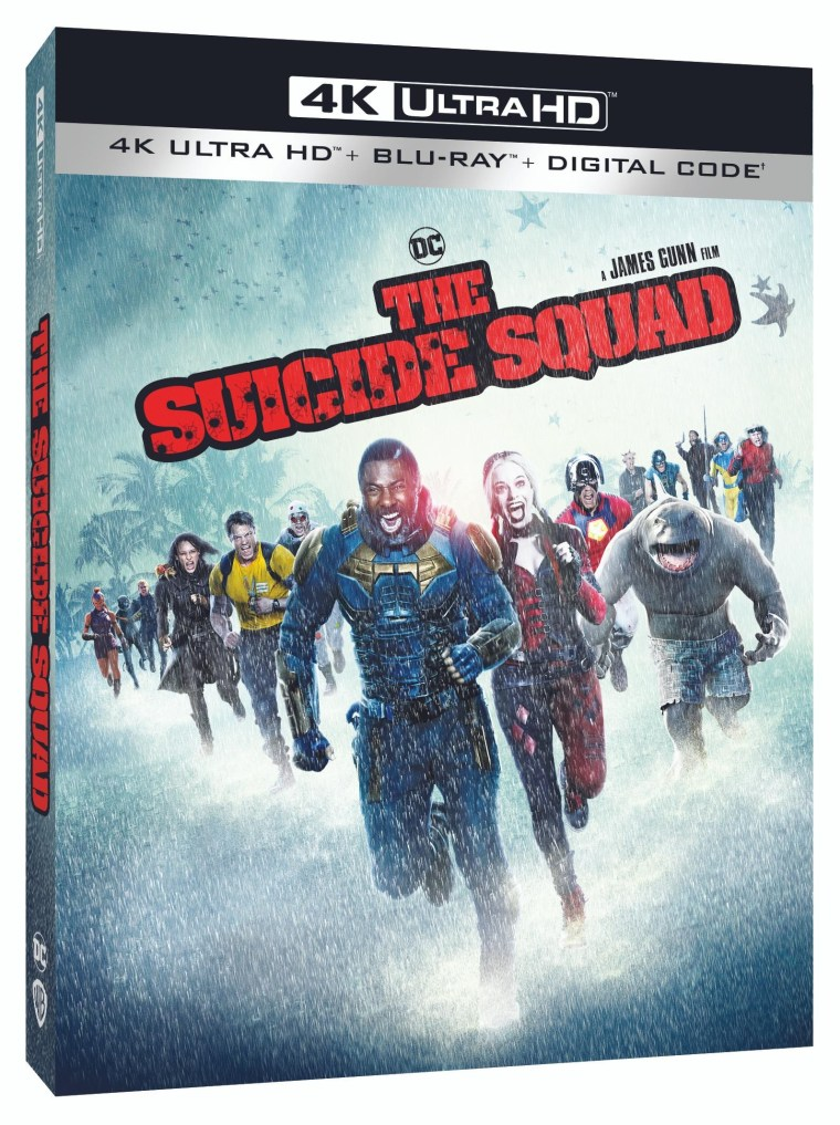 'The Suicide Squad'; Arrives On Digital September 17 & On 4K Ultra HD, Blu-ray & DVD October 26, 2021 From DC - Warner Bros 7