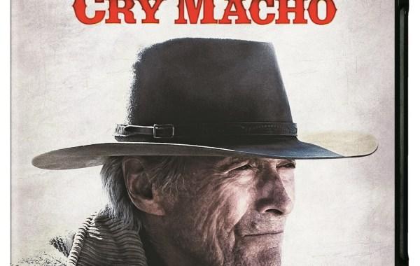 cry macho blu ray