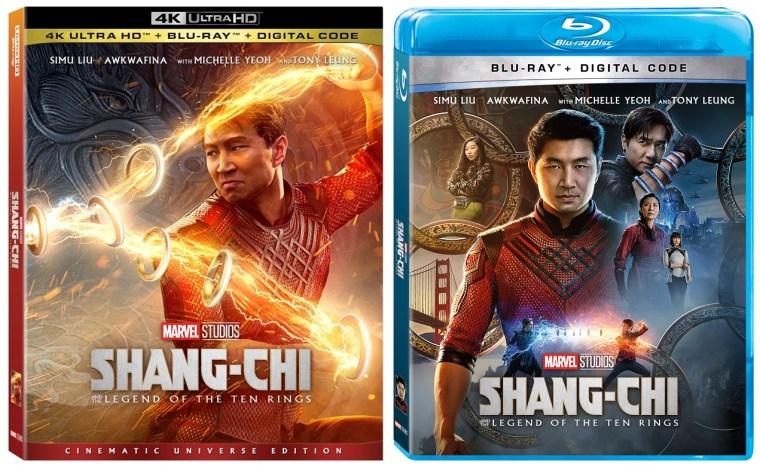 shang chi 4k