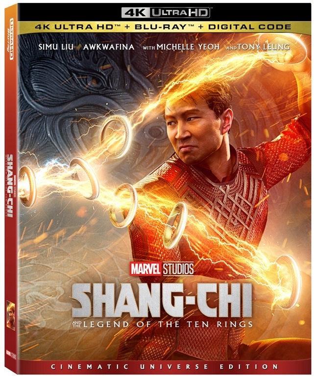 'Shang-Chi And The Legend Of The Ten Rings'; Arrives On Digital November 12 & On 4K Ultra HD, Blu-ray & DVD November 30, 2021 From Marvel Studios 3