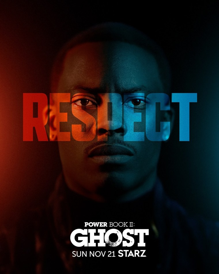 'Power Book II: Ghost' Season 2; The Full Trailer & 6 Posters For The New Season Tease What's To Come 10