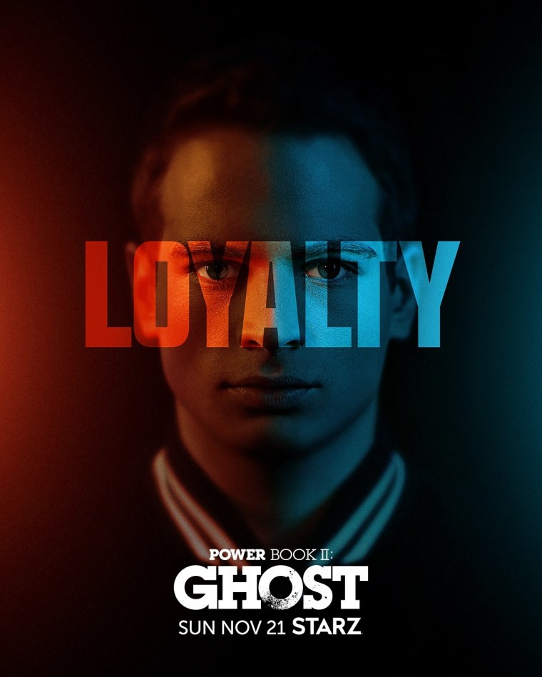 'Power Book II: Ghost' Season 2; The Full Trailer & 6 Posters For The New Season Tease What's To Come 11