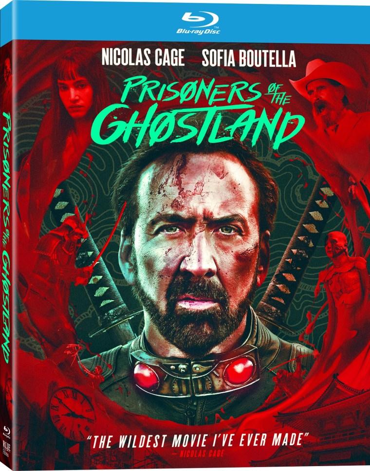 'Prisoners Of The Ghostland'; Arrives On 4K Ultra HD, Blu-ray & DVD November 16, 2021 From RLJE 3
