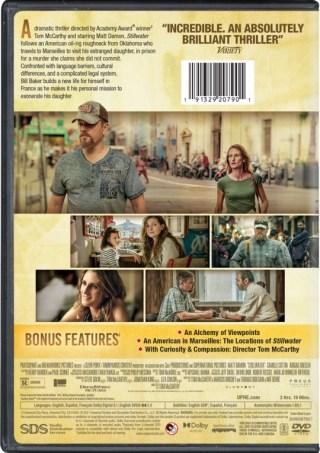 'Stillwater'; Arrives On Digital October 12 & On Blu-ray & DVD October 26, 2021 From Universal 10