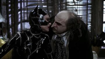 Batman Returns Catwoman-and-Penguin