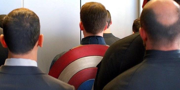 Captain America MCU Winter Soldier