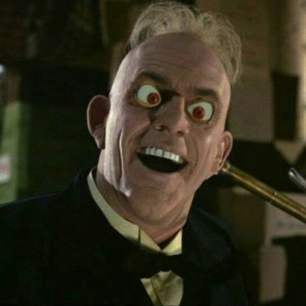Judge Doom Who Framed Roger Rabbit Disney Christopher Lloyd