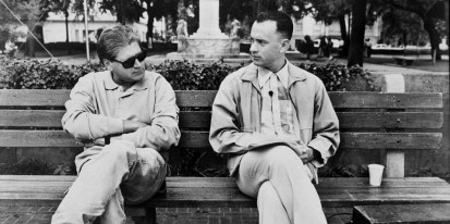 Robert Zemeckis Tom Hanks Forrest Gump