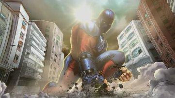 Atom Smasher DC