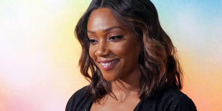 Mandatory Credit: Photo by Brent N Clarke/Invision/AP/REX/Shutterstock (9878146at)<br /> Tiffany Haddish attends the BoF 500 Gala held at One Hotel Brooklyn Bridge during New York Fashion Week, in New York<br /> NYFW Spring/Summer 2019-BoF 500 Gala, New York, USA - 09 Sep 2018