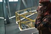 DON'T LOOK UP, JENNIFER LAWRENCE as KATE DIBIASKY. Cr. NIKO TAVERNISE/NETFLIX © 2021