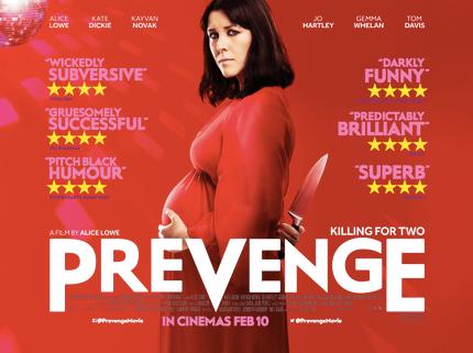 Image result for prevenge poster