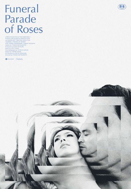 EXCLUSIVE: New FUNERAL PARADE OF ROSES Art Celebrates Matsumoto Toshio's Masterpiece