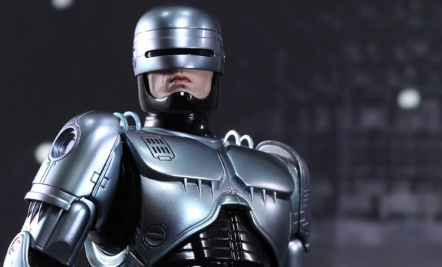 Blood, I Want More Fucking Blood! An Epic Length Trailer For ROBODOC: THE CREATION OF ROBOCOP