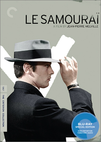 Criterion in November 2017: LE SAMOURAI, DESERT HEARTS, JABBERWOCKY, THE PHILADELPHIA STORY