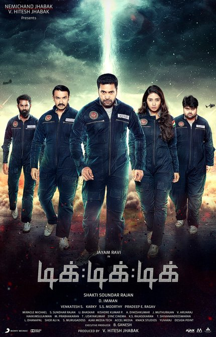 Trailer Time: TIK TIK TIK Is India's First Modern Space Thriller. MIRUTHAN Director's Follow-Up Looks Ambitious