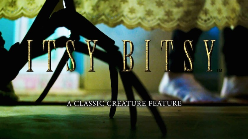 Crowdfund This: ITSY BITSY Mixes Practical FX and Charatcter Actors in a Return to 80s Genre