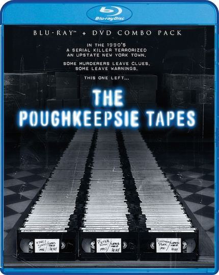Blu-ray Review: THE POUGHKEEPSIE TAPES Chills
