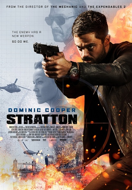 STRATTON: Watch This Exclusive Clip From Simon West's Next Action Flick