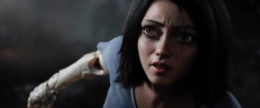 ALITA: BATTLE ANGEL Trailer: Robert Rodriguez Braves the Uncanny Valley for James Cameron