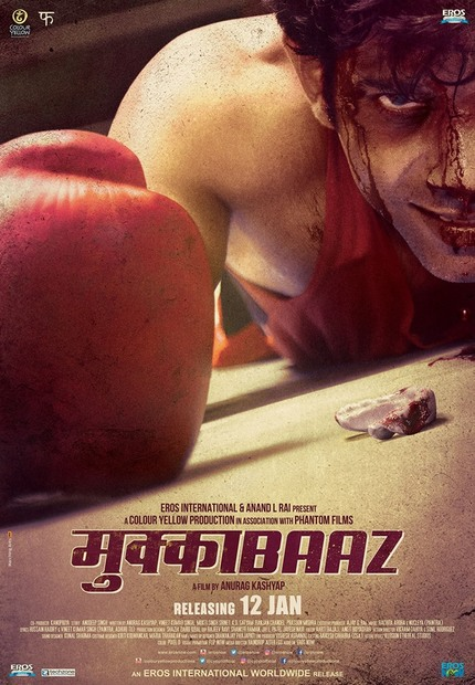 Trailer Time: Anurag Kashyap Is Back With MUKKABAAZ, A Love Story Told Blow By Blow