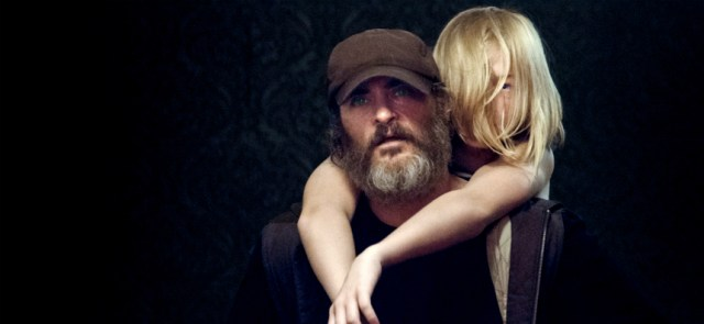 YOU WERE NEVER REALLY HERE Trailer: Joaquin Phoenix as a Bearded Mystery Man, Again