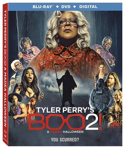 Blu-ray Review: BOO 2! A MADEA HALLOWEEN, A Tale Of Morally Upright Fright