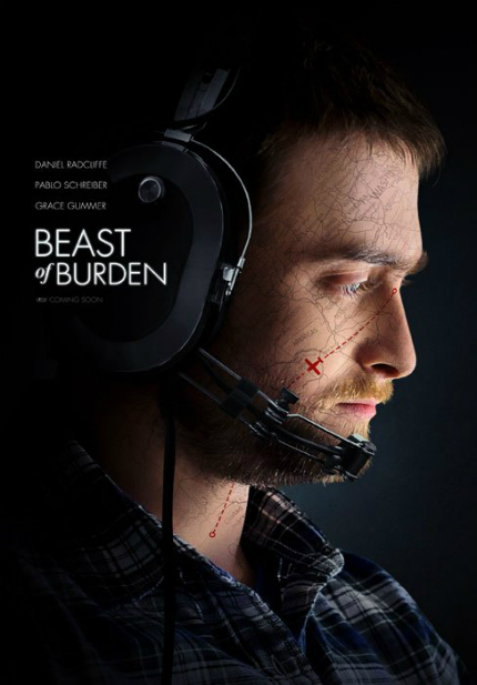 BEAST OF BURDEN Trailer: Daniel Radcliffe, Drug Runner, Flies Into Trouble