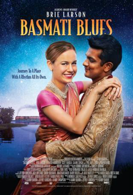 Review: BASMATI BLUES, Brie Larson, Singing Scientist, Goes to India