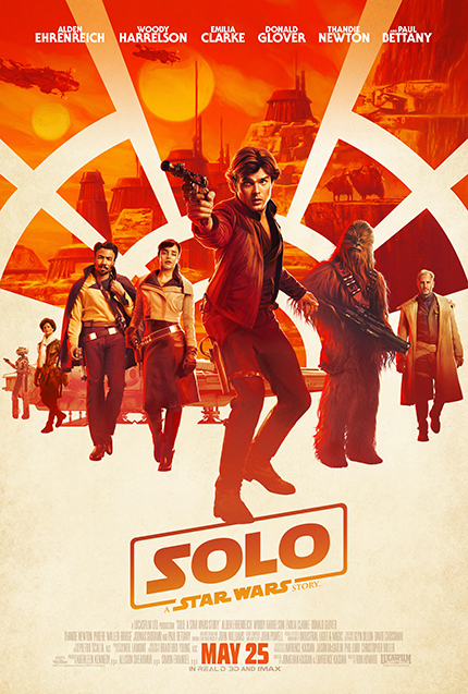 SOLO A STAR WARS STORY: Han Solo Joins a Crew in New Trailer