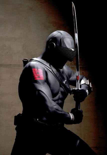 G.I. JOE: BEAUTY AND THE BEAST Writer Tapped For Next Film. It Might be a Snake Eyes Spinoff!